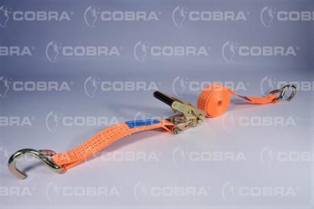 vendita online Ancoraggio per carro-attrezzi, 35mm con tenditore e ganci uncino singolo. L=3m