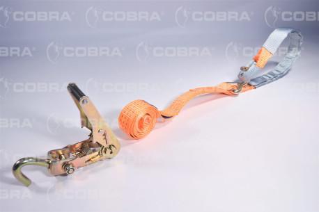 vendita online Ancoraggio per carro-attrezzi, 35mm con asola passa-ruota L=2,2m