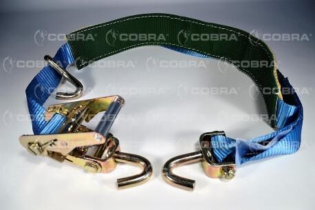 vendita online Ancoraggio per bisarca, 50mm, 2500daN. L=3m
