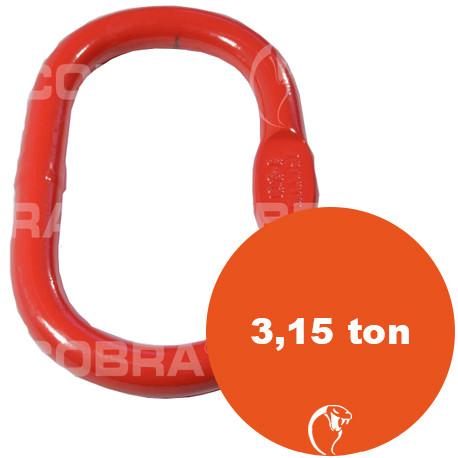 vendita online Anello Ovale G 80 3,15 ton
