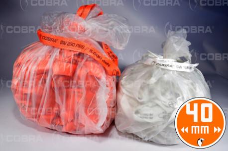 vendita online Nastri tessuti in sacchi 40mm