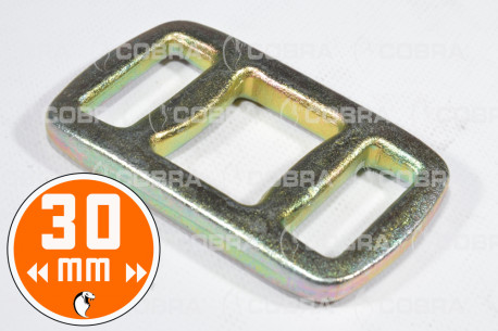 vendita online Fibbie 30mm forgiate in acciaio per lashing
