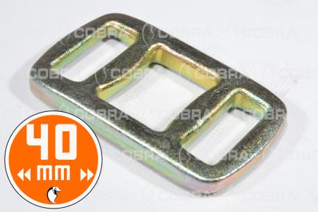 vendita online Fibbie 40mm forgiate in acciaio per lashing