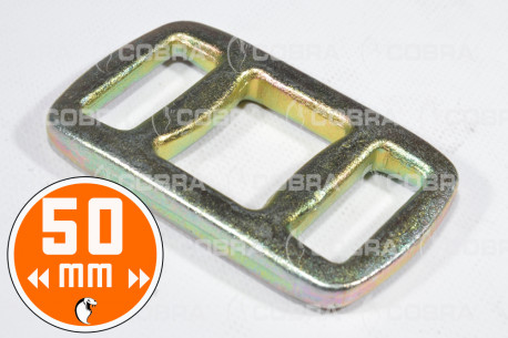 vendita online Fibbie 50mm forgiate in acciaio per lashing