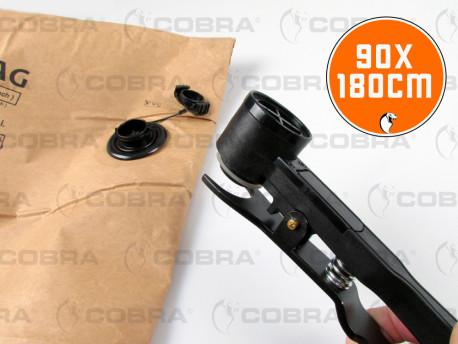 vendita online Sacchi gonfiabili in carta 2 strati 90X180cm con valvola VGR