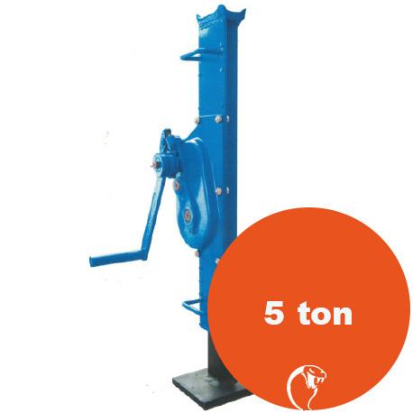 vendita online Binda meccanica a cremagliera 5 ton