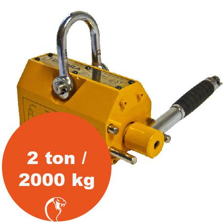 vendita online Sollevatore Magnetico Permanente Neodimio 2Ton / 2000 Kg