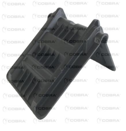 vendita online Protezioni angolari per ancoraggi PROTECTOR BLACK