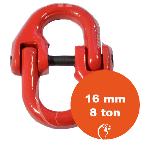 vendita online MAGLIA DI GIUNZIONE G80 - 8 ton catena 16 mm